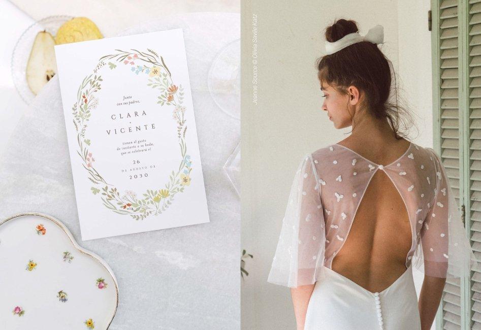 Nueva colección de bodas